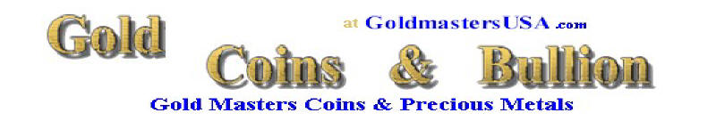Goldmasters Precious Metals - How to sell gold, silver, platinum, palladium coins & bars.
