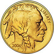 http://www.goldmastersusa.com/American Buffalo Gold Coin Obverse